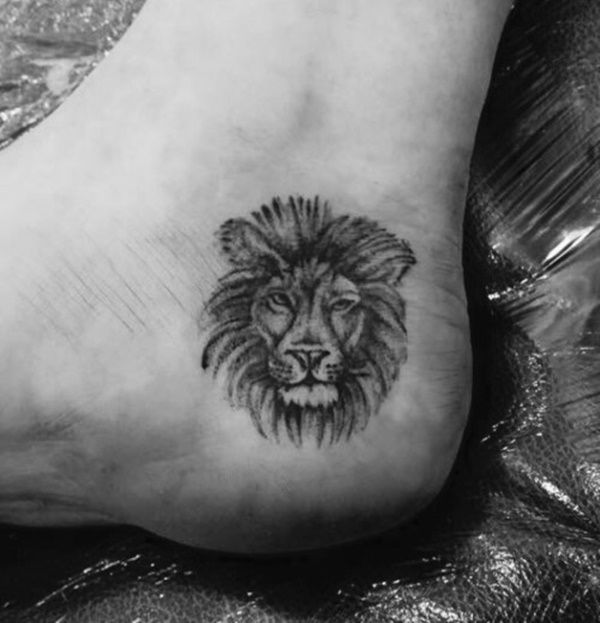 45 Best Leo Tattoos Designs Ideas For Men And Women With: Lion Tattoo Ideas (98)