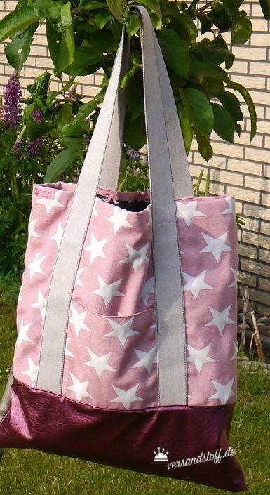 Bag MaryJo – instrucciones de costura gratuitas para descargar
