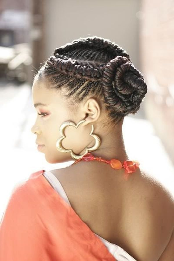 Have you ever heard of a black braid hairstyle? Do you ...