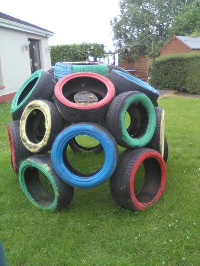 Tyre Dome For Sale in Kilmeage, Kildare from Summer101