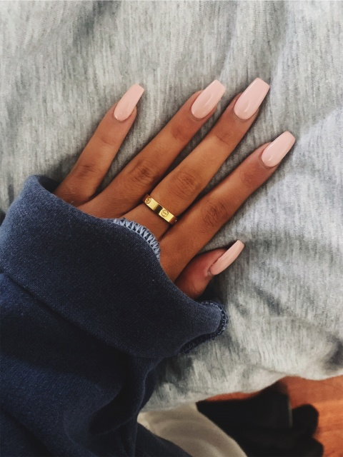 Vsco Create Discover And Connect Acrylic Nails Coffin Short Pretty Acrylic Nails Short Acrylic Nails