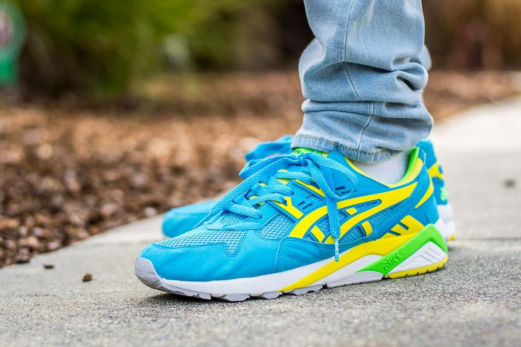 WDIWT - See my on foot video review of these Asics Gel-Kayano Trainer Atomic