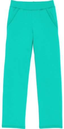 65a87a4120f50f Hanes Open Leg Fleece Sweatpant with Pockets (Little Girls & Big Girls)