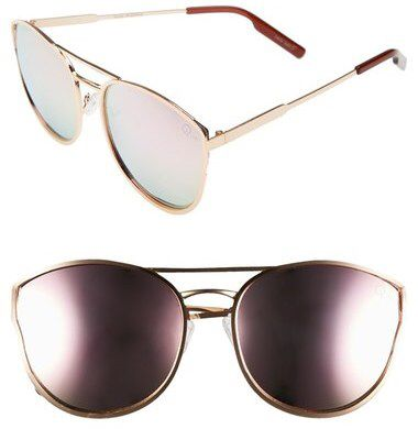 Quay Australia 'Cherry Bomb' 60mm Sunglasses