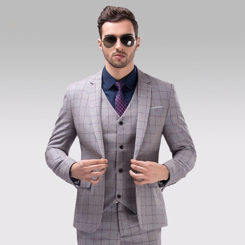 Here we have a large selection of affordable 2 and 3 piece wedding suits in all.