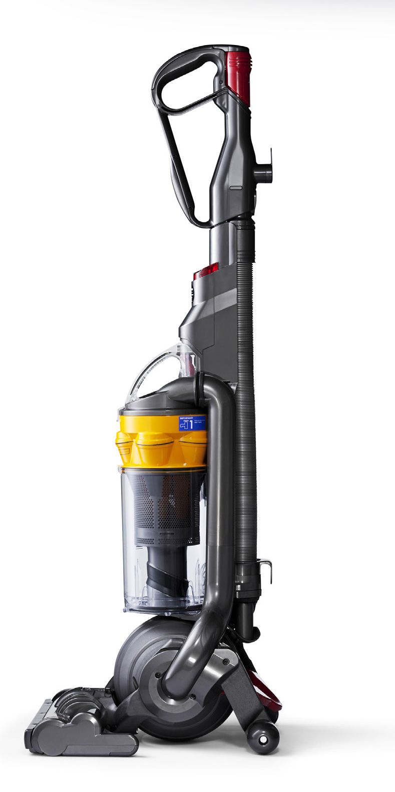 Dyson DC25 Multi Floor Upright Vacuum Cleaner