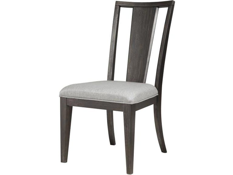 Magnussen Home Dining Room Dining Side Chair With Upholstered Seat