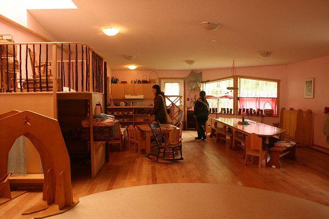 Waldorf Kindergarten Room Children39s Waldorf Bedrooms