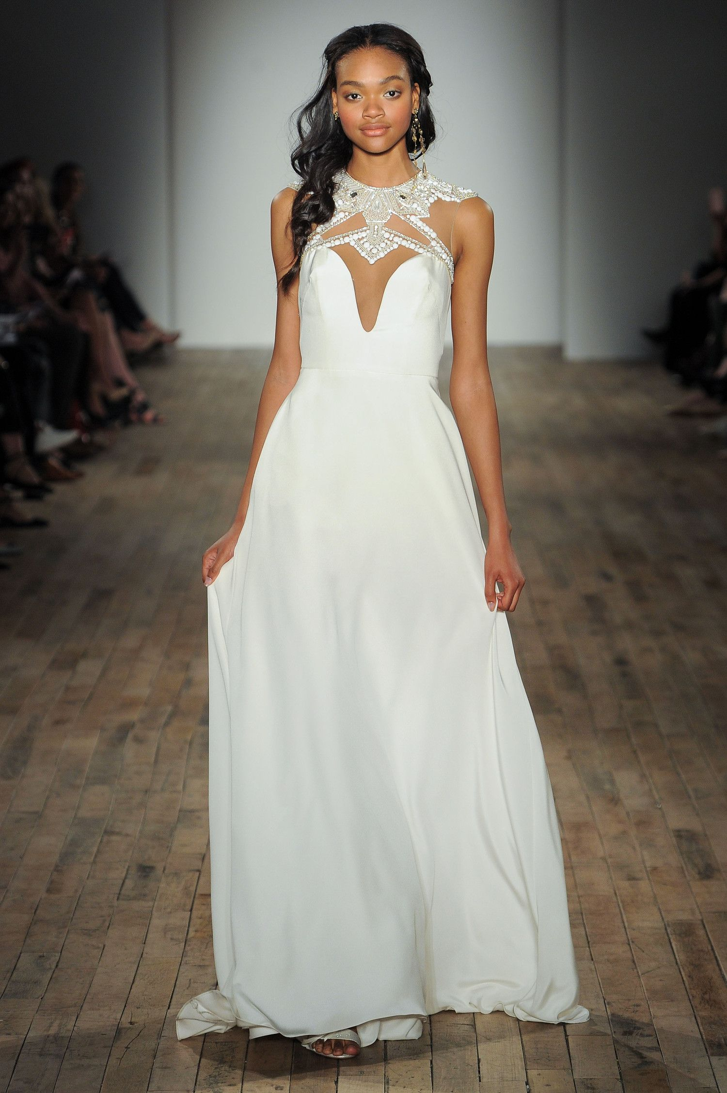 Hayley paige spring wedding dress collection the dress