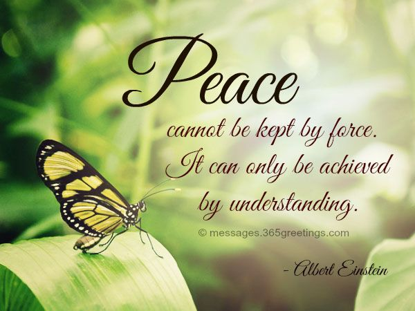 70 Peace Quotes And Sayings 365greetings Com Peace Quotes World Peace Quotes Peace Pictures