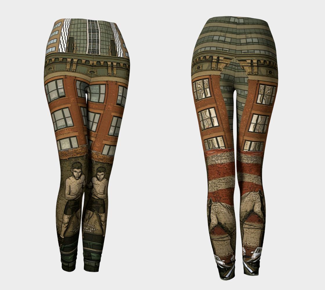 denver boxer leggings