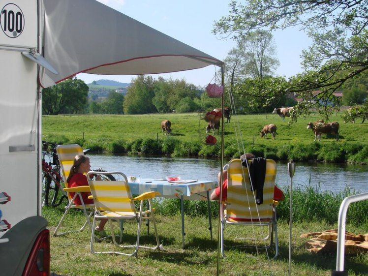 Adventure Camp Schnitzmühle: Wildnis- und Wellnesscamping der ganz ...