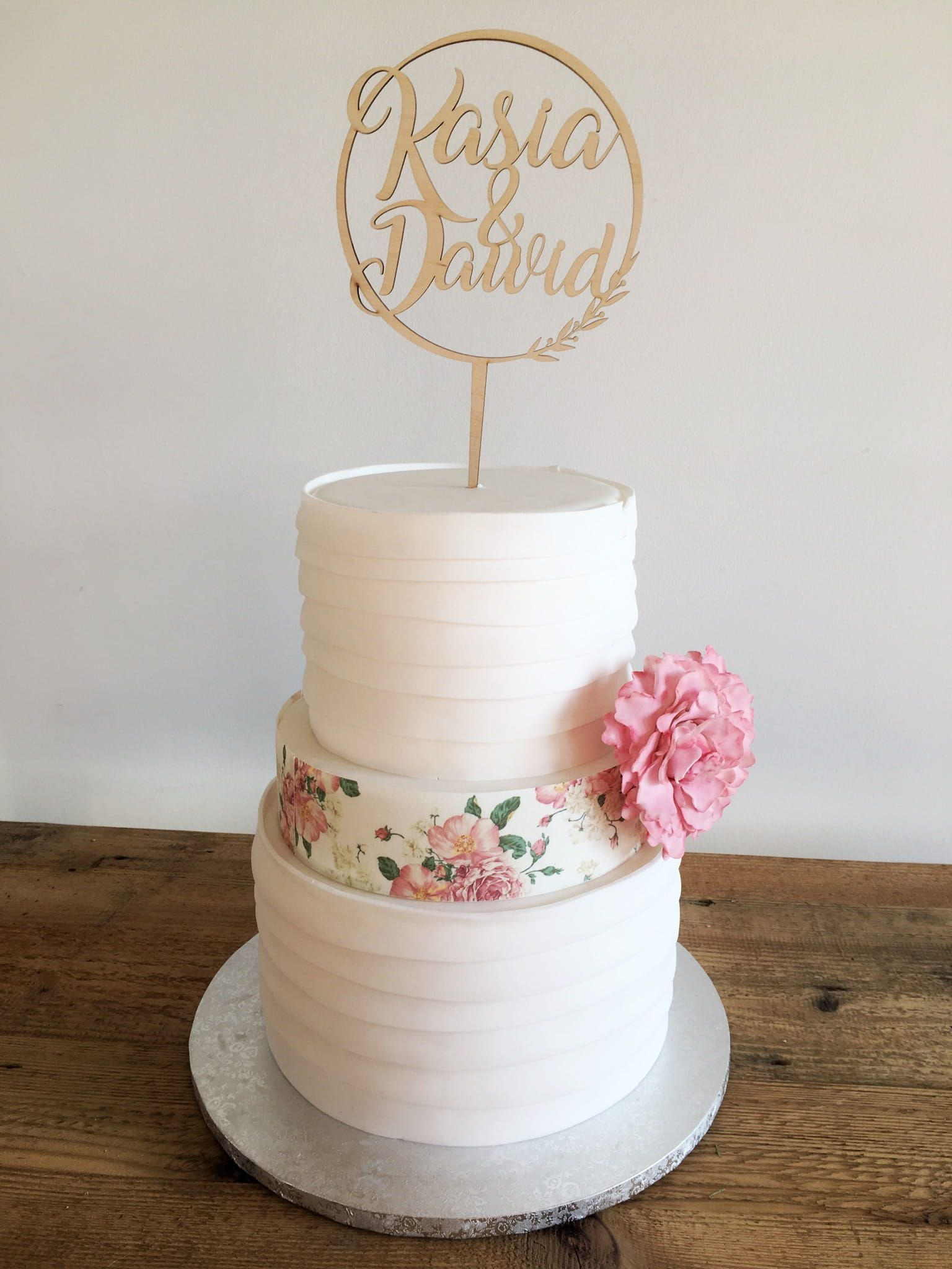 Topper Na Tort Imiona Place Card Holders Cake Place Cards