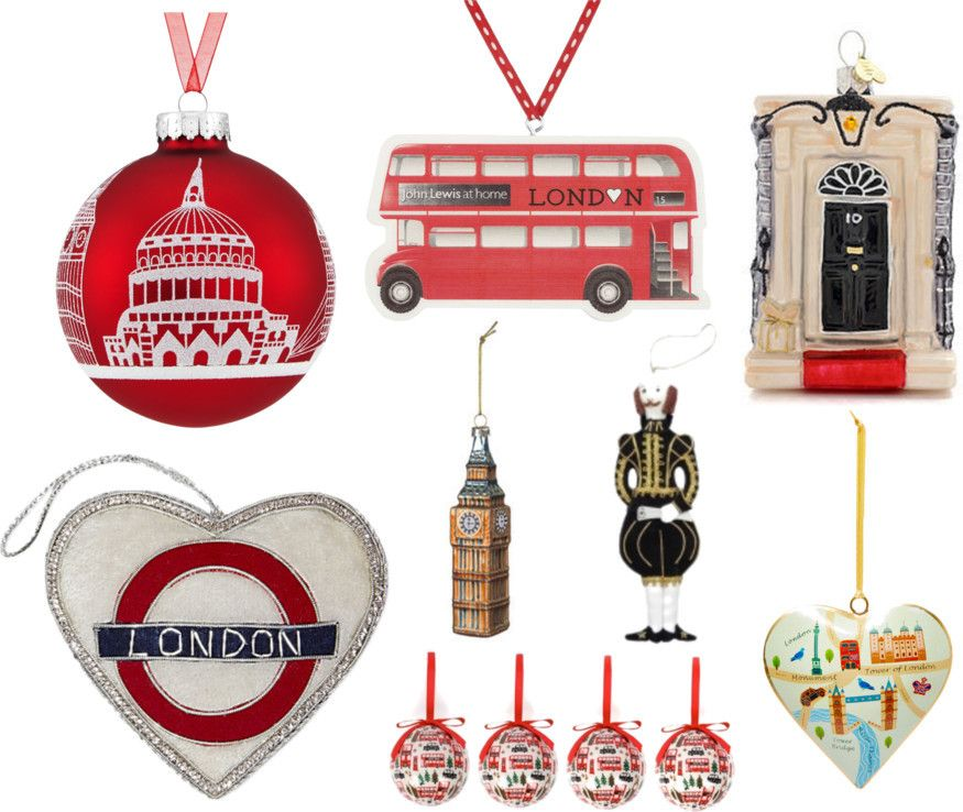 The Best London Christmas Decorations London Christmas Christmas Tree Decorations English Christmas
