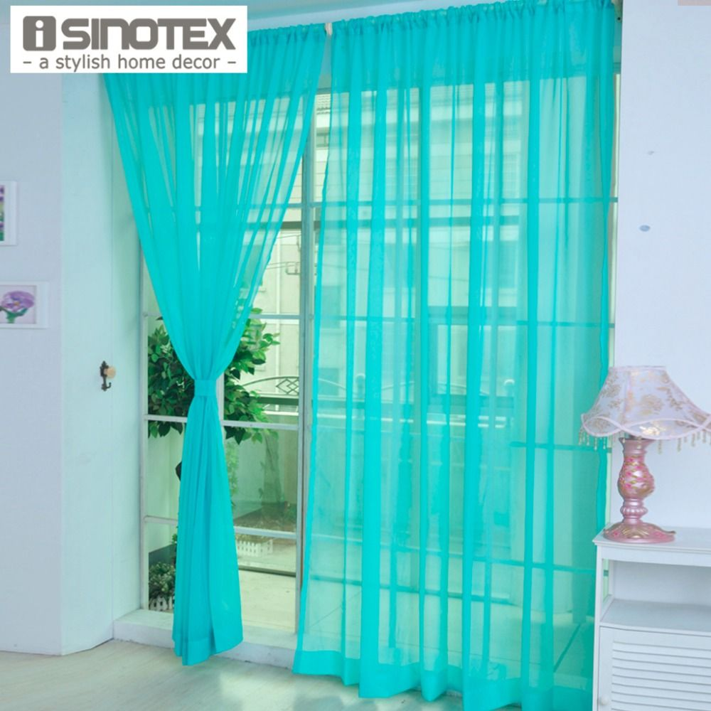 Find More Curtains Information about Window Curtain Panel Rod Pocket ...