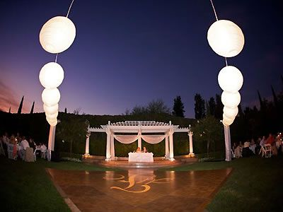 Outdoor Wedding Receptions At The Handlery Hotel And Resort San Diego Weddings Reception Venues