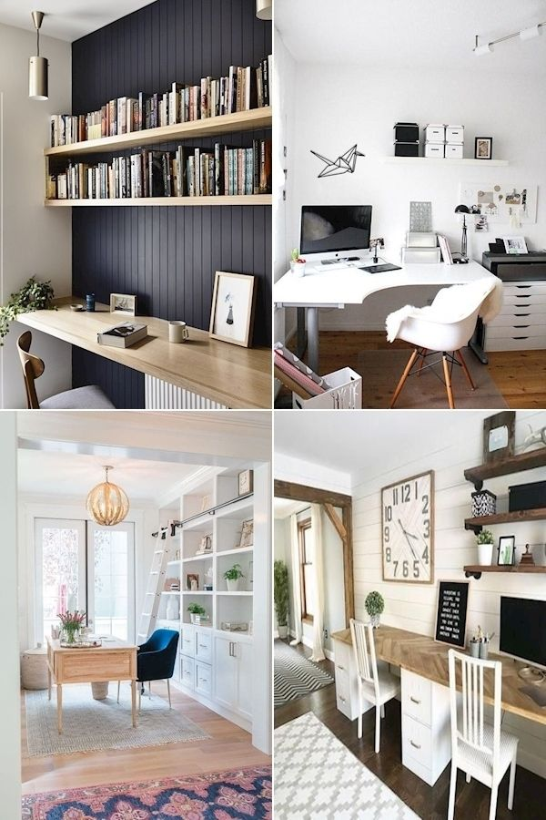 Small Room Office Ideas Home Office Workstation Ideas Office Den Ideas In 2020 Home Office Decor Small Office Room Home
