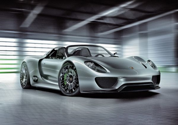 top 10 most powerful production cars in the world 4 porsche 918 rh pinterest co uk