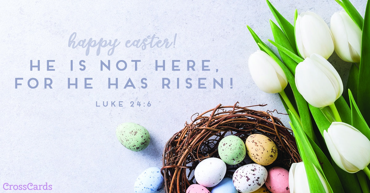 He Has Risen Ecard Free Easter Cards Online He Has Risen Easter Christian Happy Easter Quotes