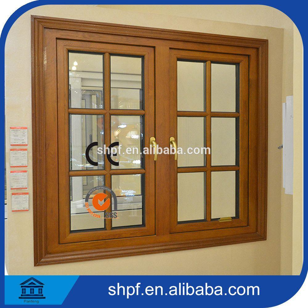Resultado de imagem para janelas de madeira com vidro for Ventanas de aluminio con marco de madera