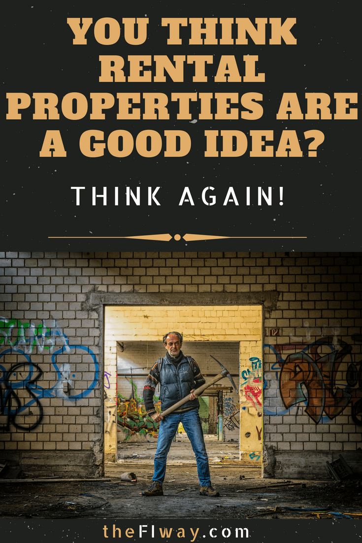 Dark Side Of Rental Properties A Landlord S Horror Story Being A Landlord Rental Property Real Estate Investing