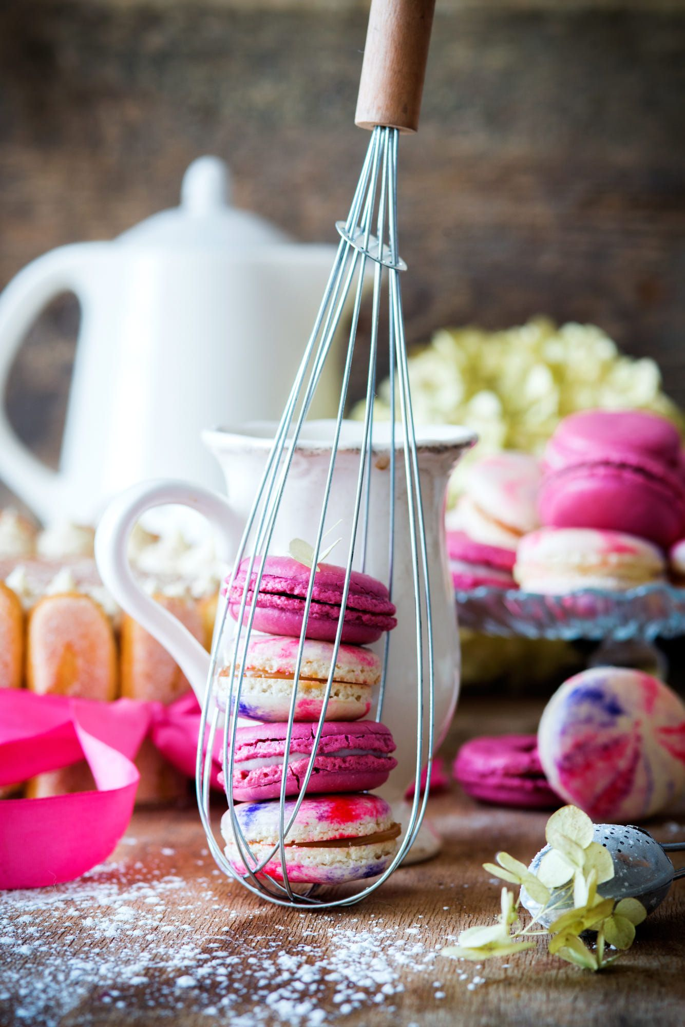 Homemade french pastry macarons macaron recipe french
