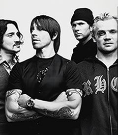 Red Hot Chili Peppers, yeahhhhr