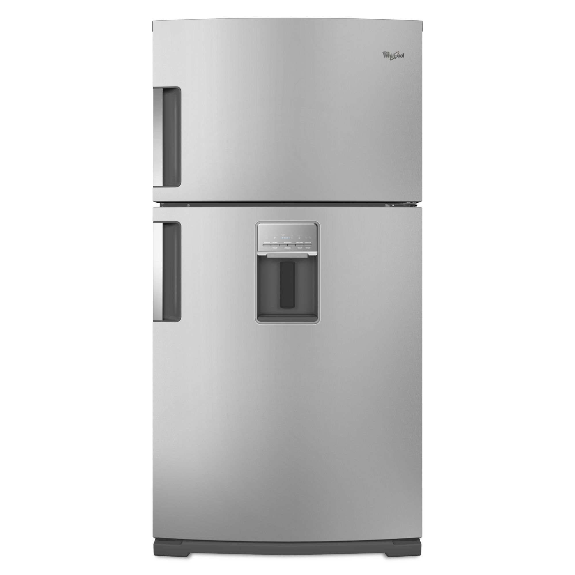 Whirlpool Top Freezer Refrigerator 21.1 cu. ft. WRT771REYM - Sears ...