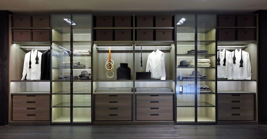 Armadi E Guardaroba Wardrobe Closet Closet Bedroom Dressing