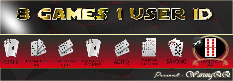 Pin Di Domino Qq Online