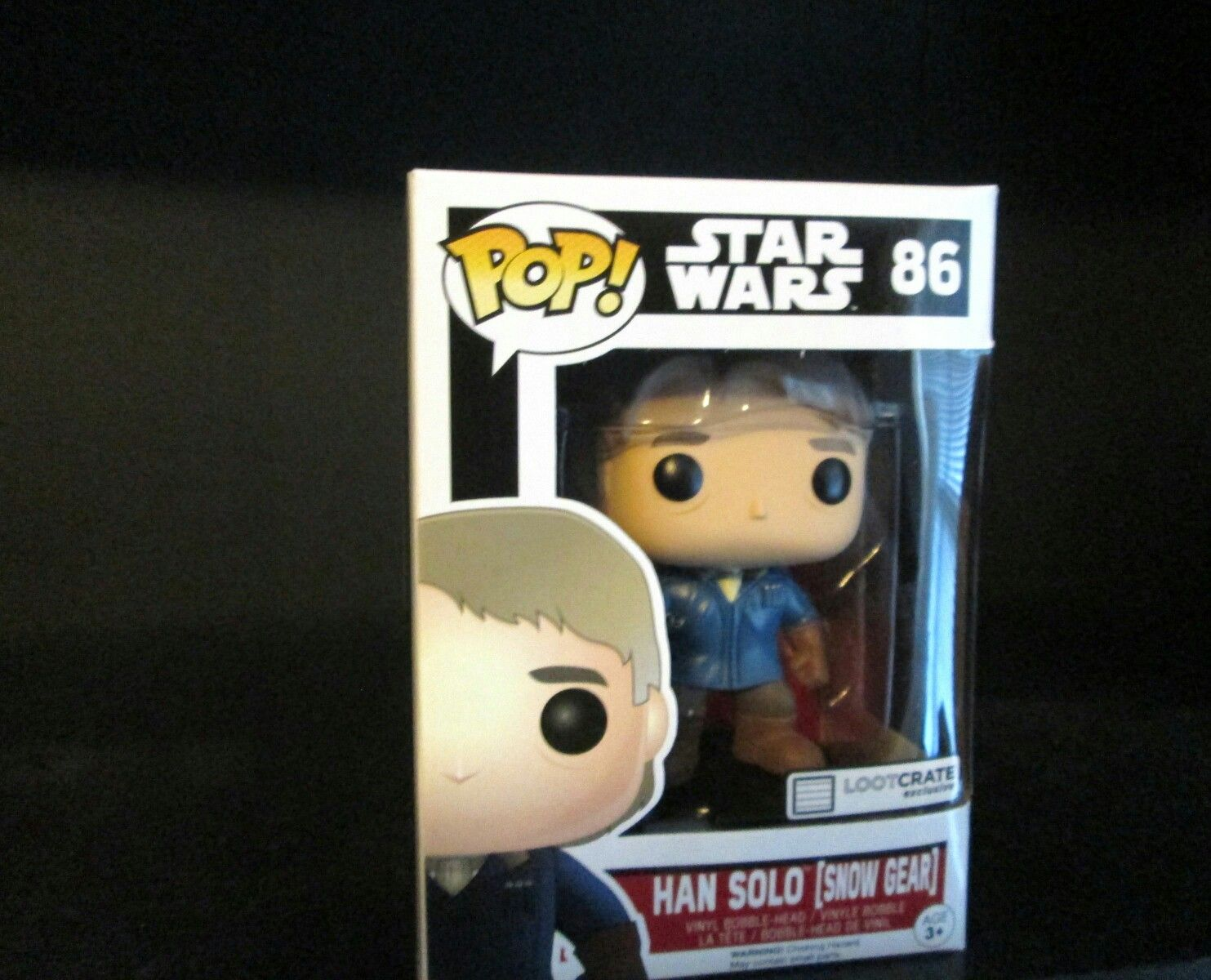 The one you're looking for. Funko FunkoPop StarWars