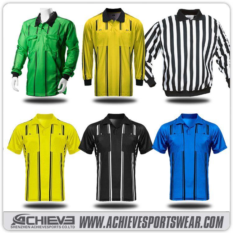 Soccer Referee Jerseys Football Outfits Soccer Referee Football Pants