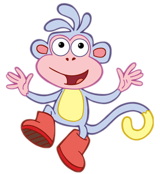 images of dora the explorer characters