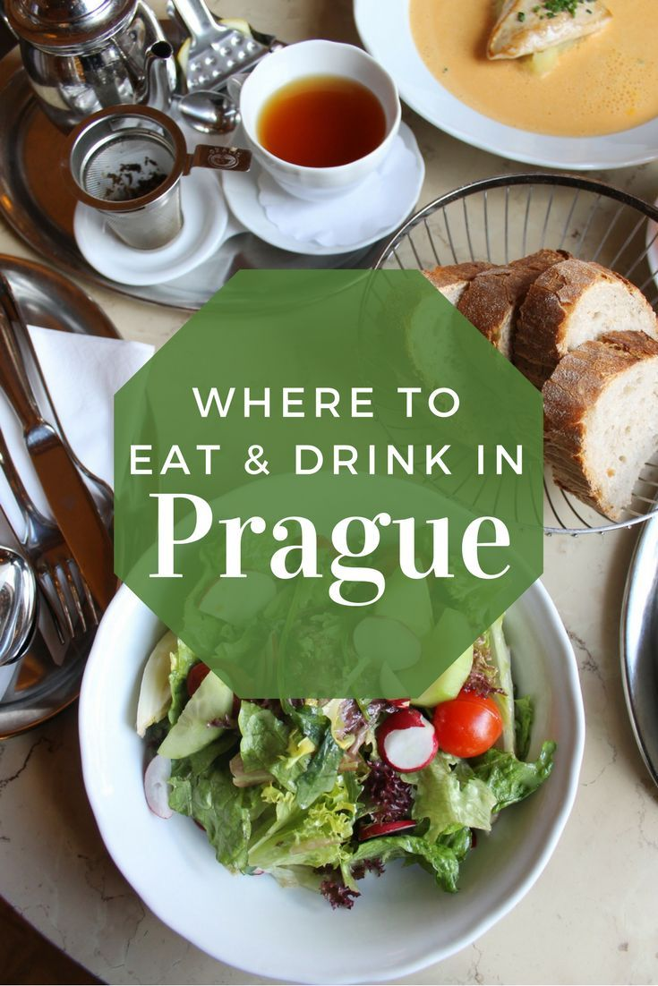 Where to Eat and Drink in Prague -- Little Chef Big Appetite #czechfood