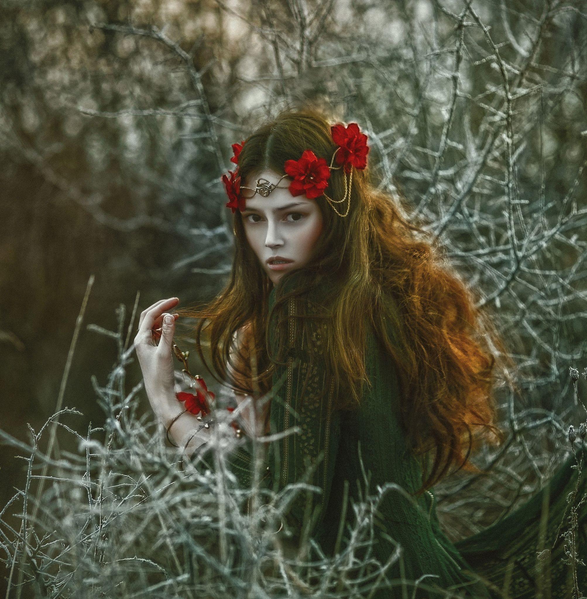 женщин предпочитают картинки лесных ведьм руки ангелов можно