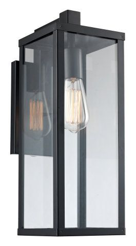 Medium rectangle exterior wall wall fixtures ceiling lights though theyre a decidedly more permanent option you wont regret installing outdoor sconces medium rectangle exterior wall lantern from union lighting mozeypictures Choice Image