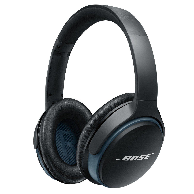 Bose SoundLink AroundEar Wireless Headphones II Black