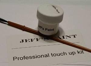 Dodge Chrysler Jeep BLACK TouchUp Paint PX8 Mopar ** Check