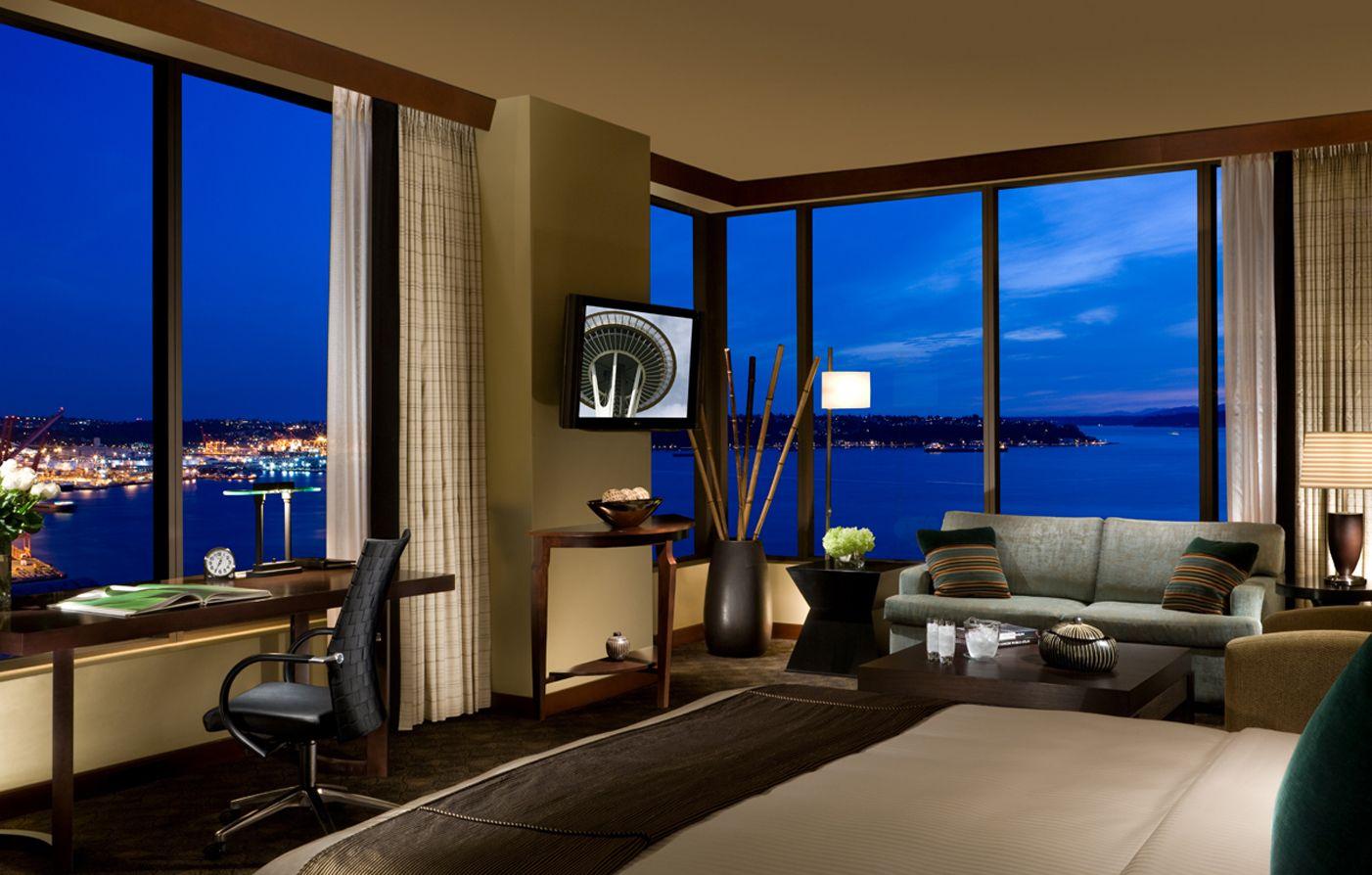 Hotel 1000 Seattle Washington