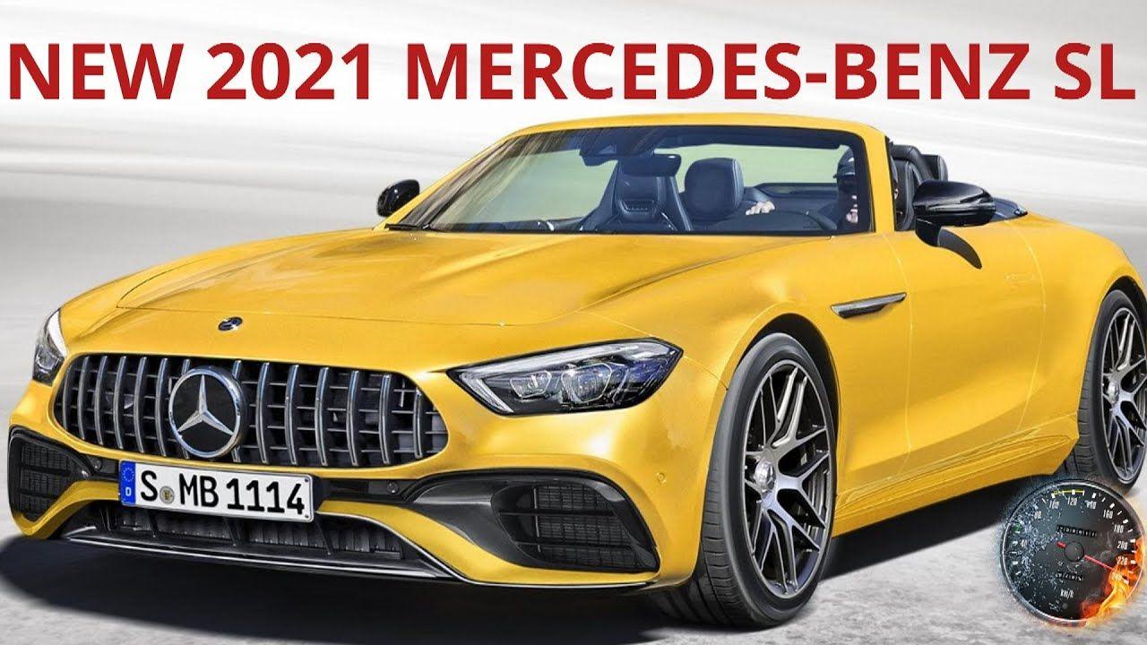 New 2021 Mercedes Benz Sl Mercedes Benz Sl Two Roadster Variants In 2021 Mercedes Mercedes Benz Roadsters