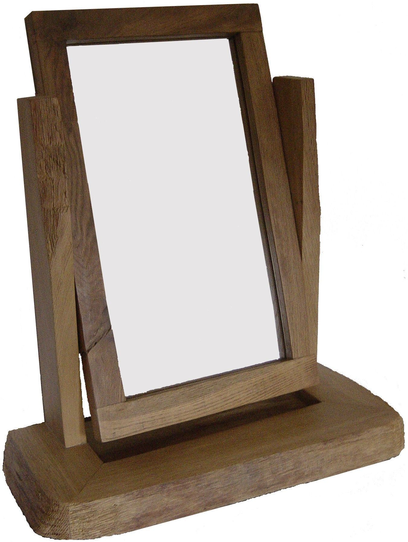 rustic mirror waney edge desk top mirror pinterest rustic