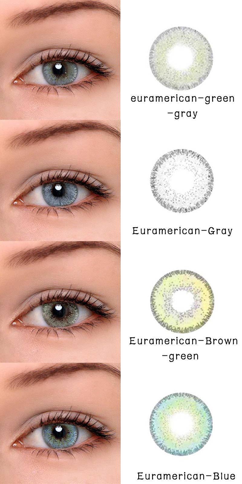 17 Best Contact Lens Images On Pinterest In 2018 Eye Softlens Lovely Girl Sweety Brown Contacts And Color Lenses