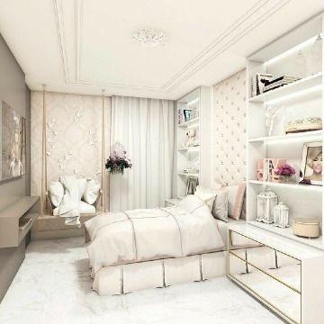 Ideas para decorar dormitorios juveniles modernos 2019