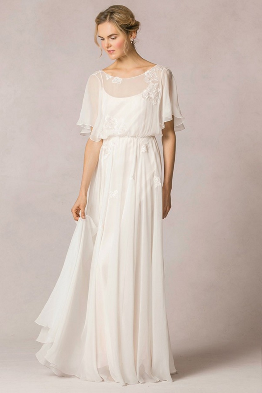 Jenny Yoo Wedding Dresses Are Available At Harlow Brides In Salt Lake City