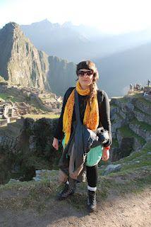 Lore Creatief - Peru, Machu Picchu!