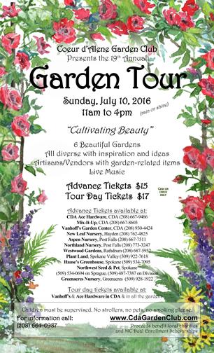 Save The Date In Beautiful Coeur D Alene Idaho 2016