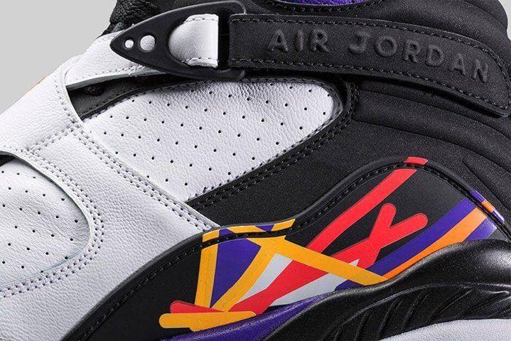Nike Air Jordan 8 Retro Three Times a Charm. Coming 24th October. http://ift.tt/1hUsSX2