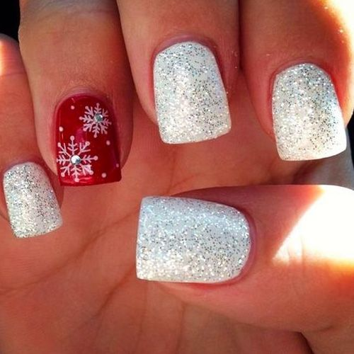 Diy christmas nail art 50 christmas nail designs you can do diy christmas nail art 50 christmas nail designs you can do yourself best solutioingenieria Image collections