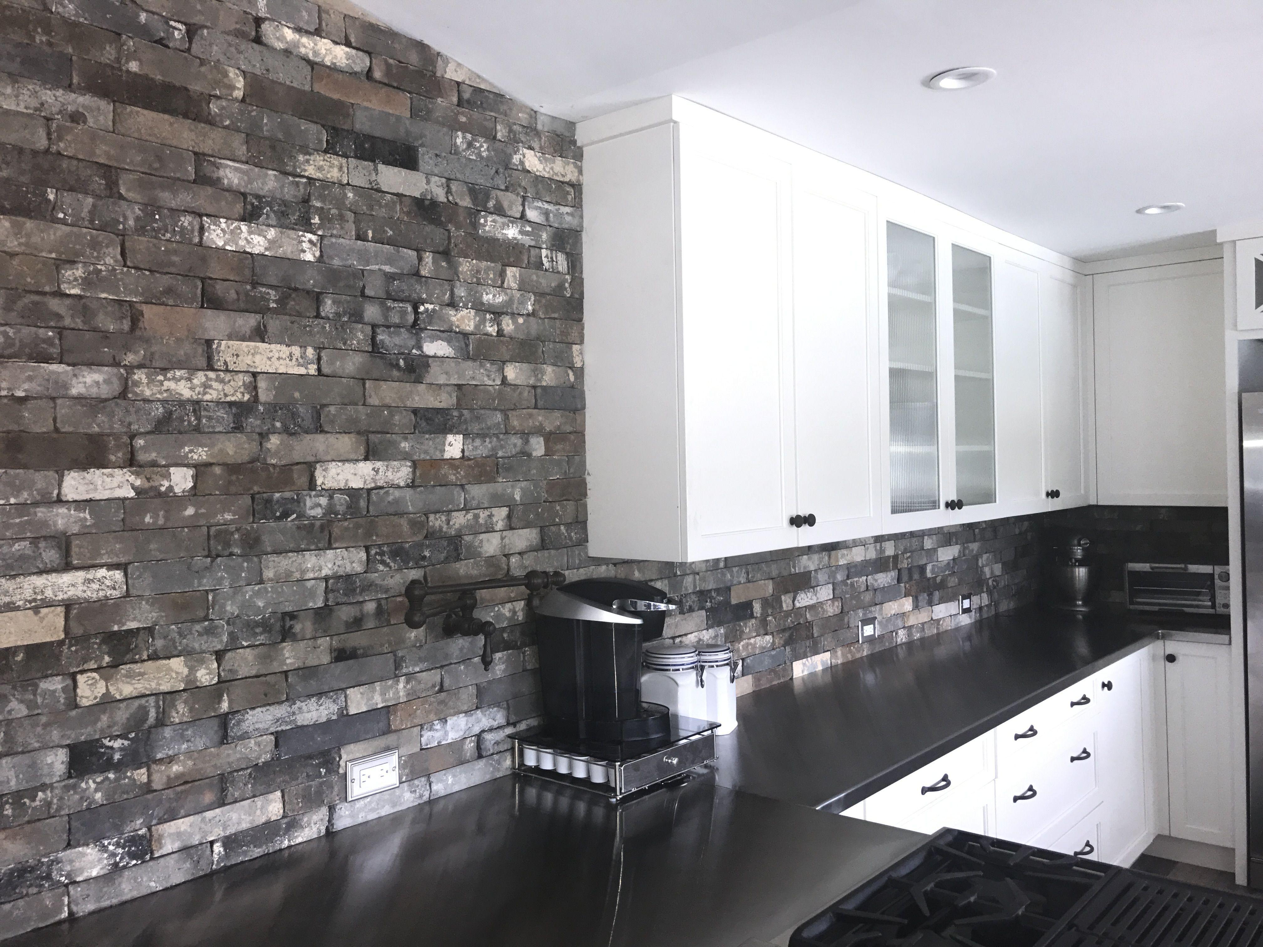 Reclaimed Thin Brick Veneer And Floor Tile  We Reclaim