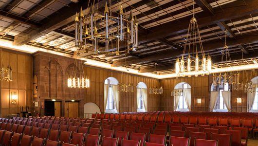 K nigssaal im frauenzimmerbau von schloss heidelberg for Innenarchitektur heidelberg